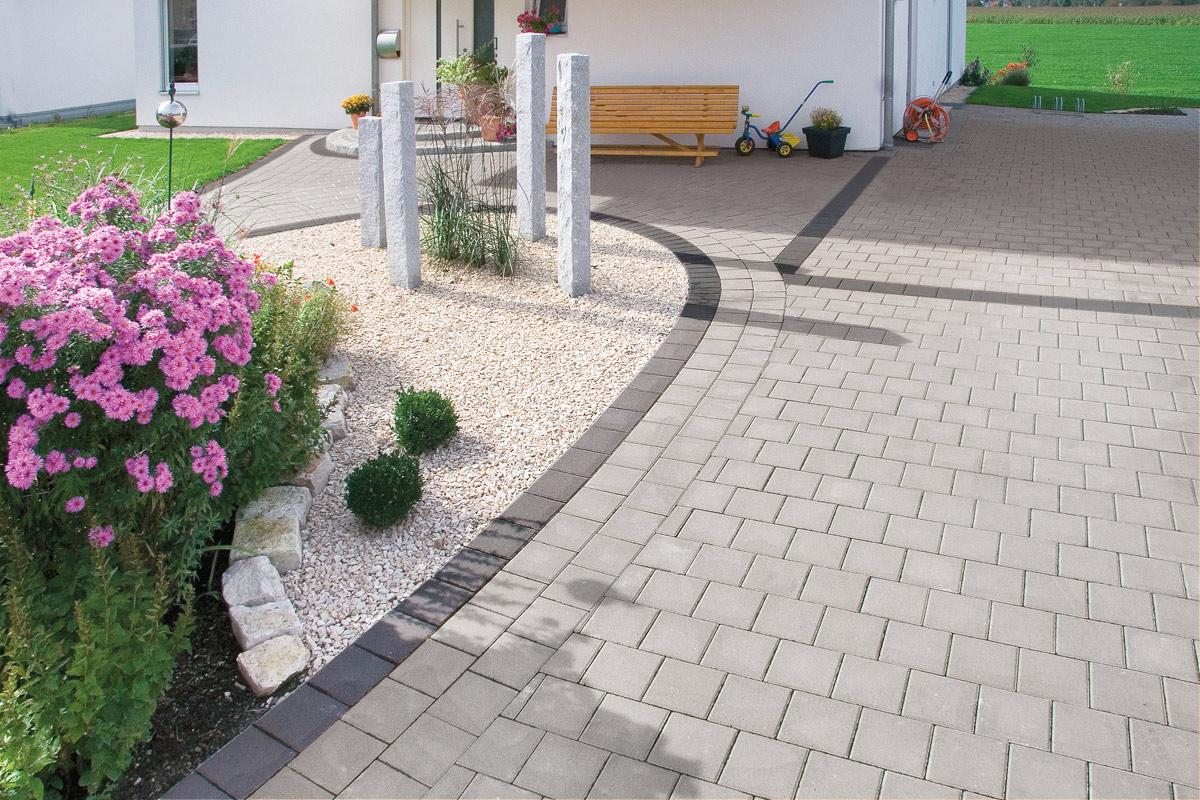 Römer KBH-Feinoberfläche - Gestaltungspflaster - 1