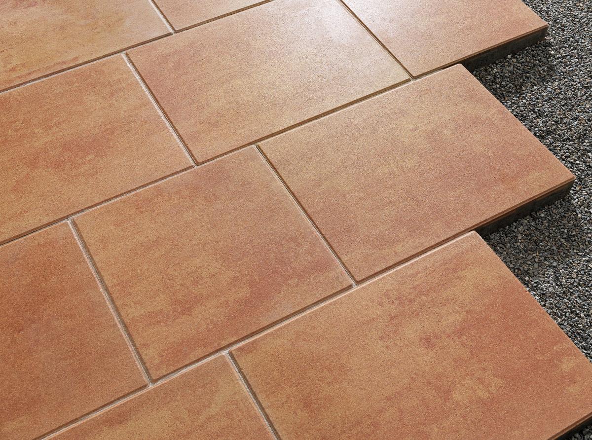 Antara Linear KBH-Feinoberfläche - Terrassenplatten - 1