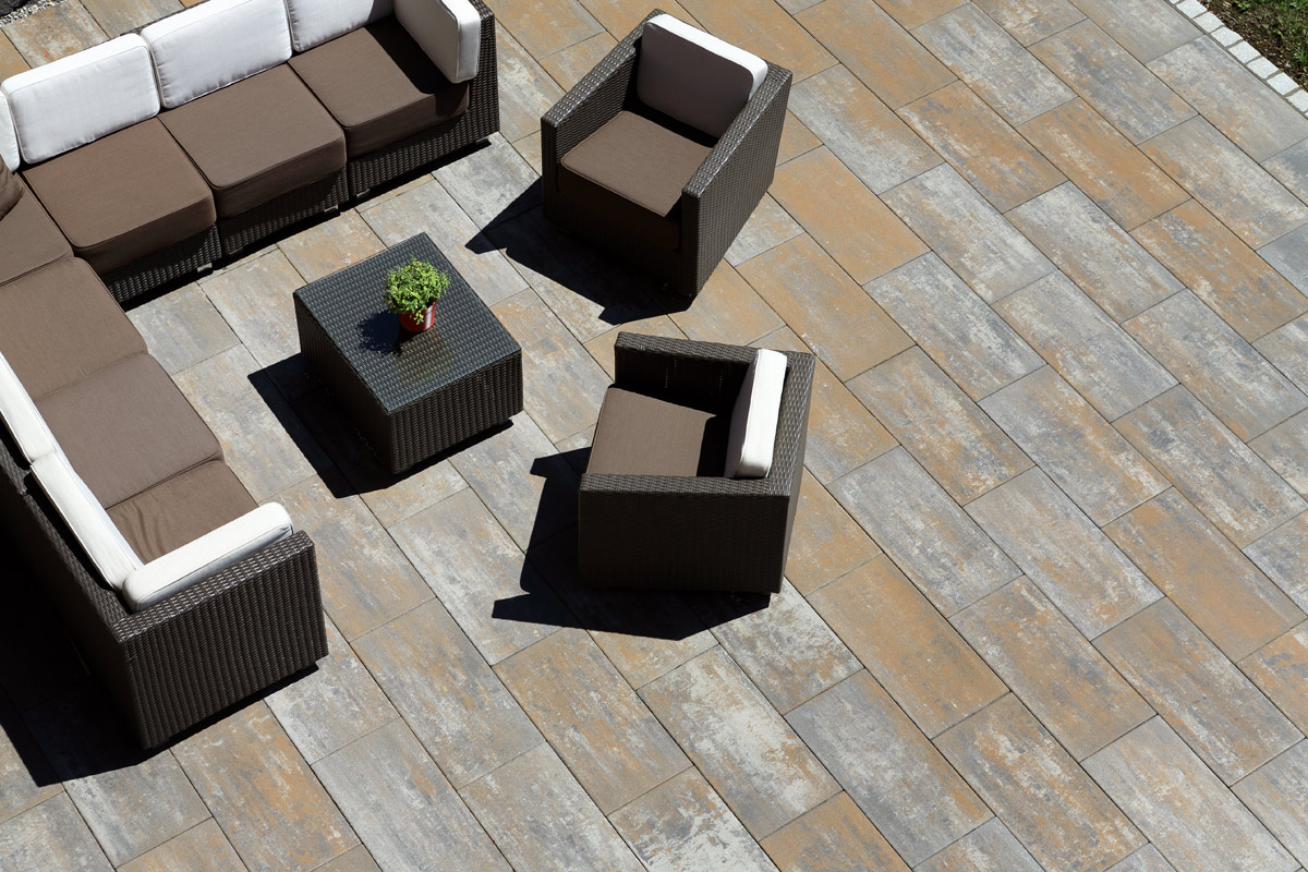 Delgado KBH-Feinoberfläche - Terrassenplatten - 3