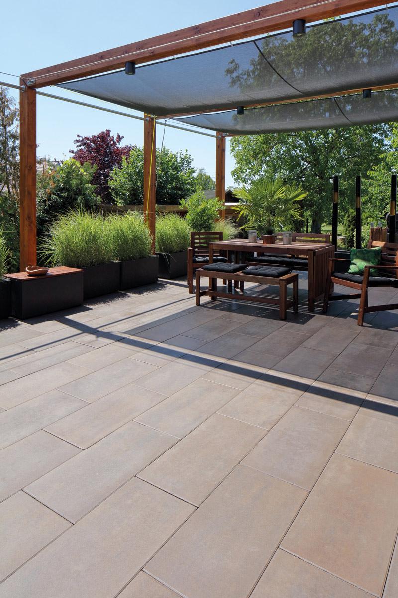 Delgado KBH-Feinoberfläche - Terrassenplatten - 10